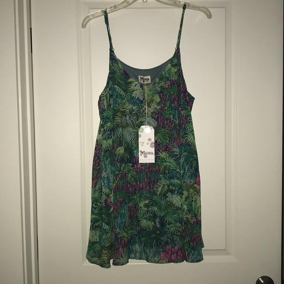 a6f05ede70b Show Me Your MuMu Rainforest Cafe Dress